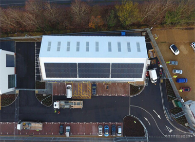 Screwfix Peterborough aerial