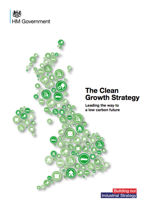 clean growth strategy oct 2017