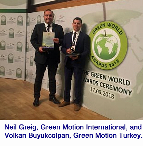 green motion award main