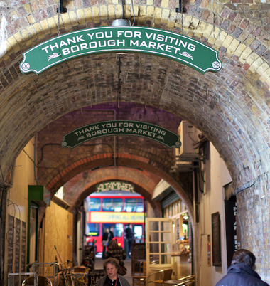 m7 Borough Market Archwaymain