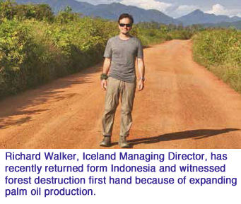 palm oil icelands richard walker