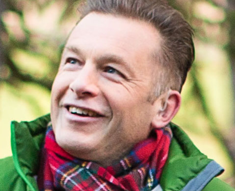 political awards chris packham