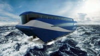Belfast attracts big innovation funding  for zero emission ferries