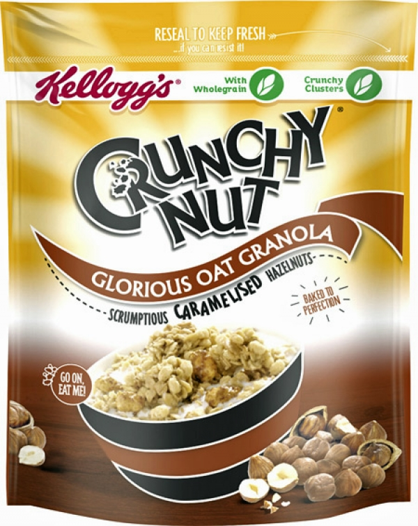 Kellogg's to change all its packaging to reusable, recyclable or compostable
