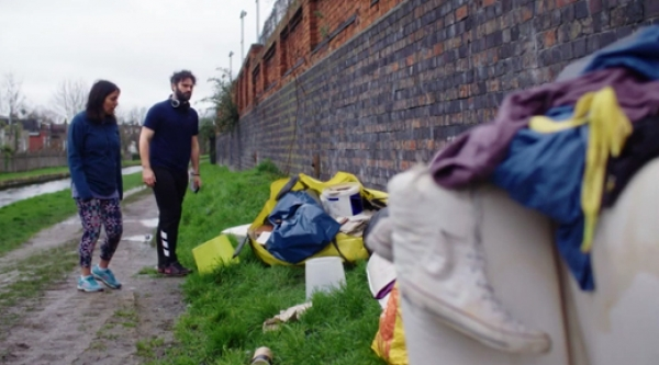 How to avoid being victim to flytipping scammers