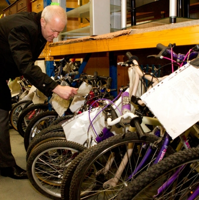 Kent 'Borstal' prisoners salvage 500 bikes from recycling centres for resale
