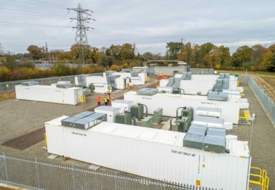 Firm's two battery storage sites good news for renewable efficiency