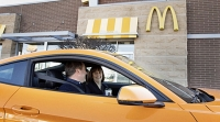 Ford and McDonald's team-up to make car parts from coffee chaff