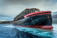 Norway launch shows battery propulsion possible on large ships
