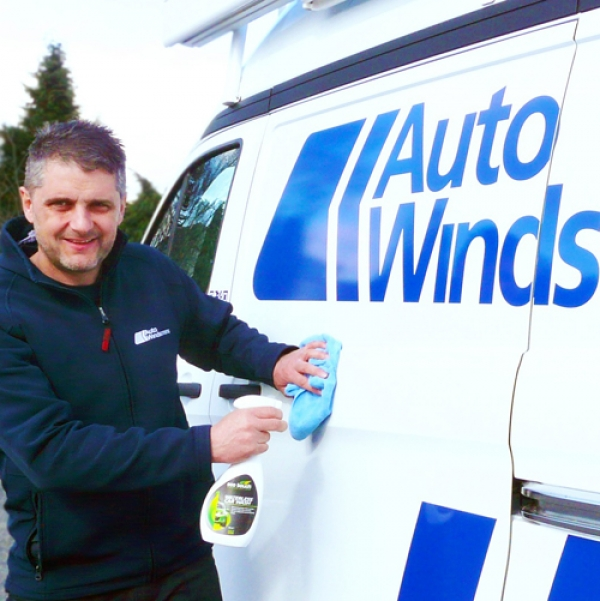 Windscreen repair firm expects 8.3 million litre water savings!