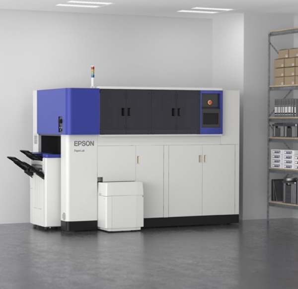 Epson invention allows office workers to make their own paper from shredded documents