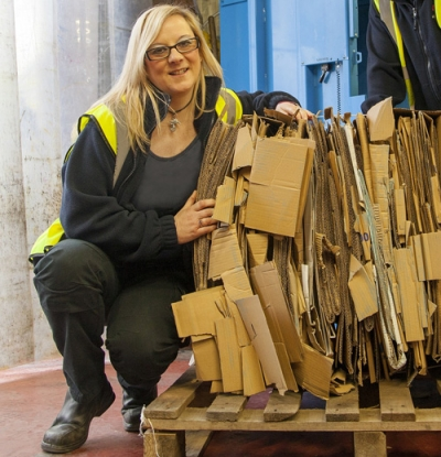 Yorkshire chemical maker on way to zero landfill thanks to Karen