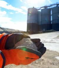 Construction upturn allows Hanson to re-open Teesside slag recycling plant