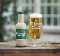 Carlsberg aim for world's first paper beer bottle