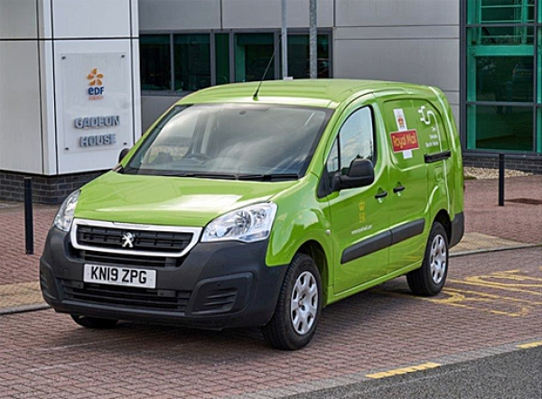 Royal Mail goes large for electric vehicles with EDF deal
