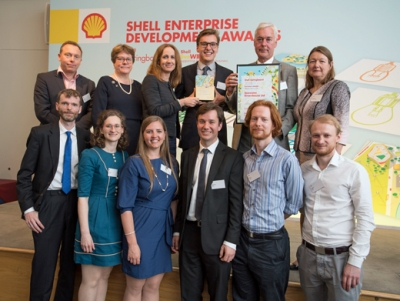 Shell searching for UK's most promising low carbon SMEs