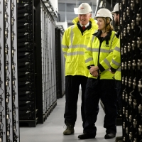 Giant battery in Leighton Buzzard will help store fitful low carbon energy