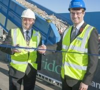 Industry to get more materials from plastic waste after Kent opening