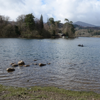 Derwent Water island home saves carbon and pollution risk by ditching oil