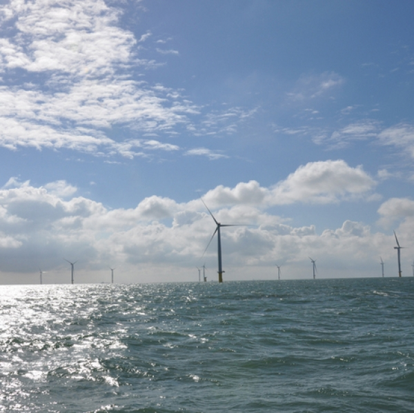 Yorkshire coast to get world's largest offshore windfarm