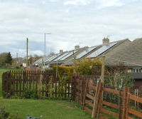 40 Barnsley village homes in battery trial to improve solar's grid impact