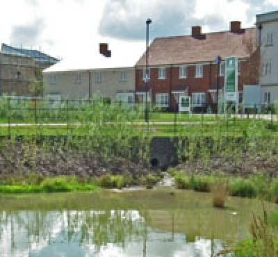 Expert sees 'fudge' in new development sustainable drainage