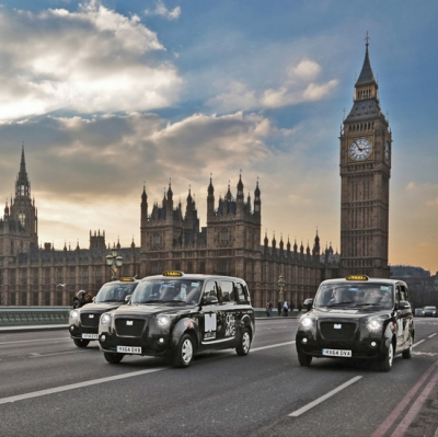 Zero emission Metrocab taxi set for volume production in Coventry