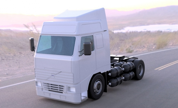 Hydrogen fuelled Volvo lorry set to inspire heavy goods vehicles