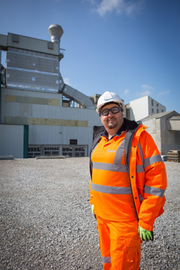 Mold cement factory's big investment reduces energy and ups production