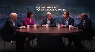 Global companies launch non-profit alliance to end plastic waste