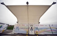 Solar run hydrogen facility at Honda boosts fuel cell vehicle aspirations