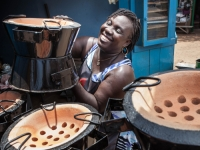 Ghana stove project cuts deforestation, improves health and generates small businesses
