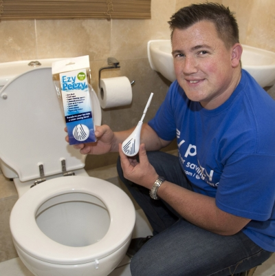 Essex plumber's water saving invention flushed with nationwide success