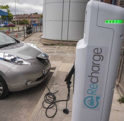 Liverpool City Region chooses Evolt Electric Vehicle charge points