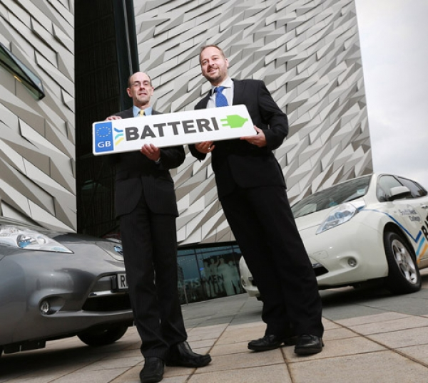 Web tool eases European electric car journeys after Irish pilot