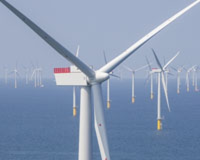 Power output two months early for major offshore wind farm near Barrow