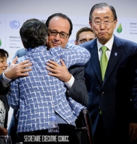 Many varied reactions to the climate change talks deal