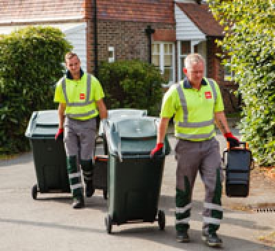 Ashford sheds England's worst recycler score with fourfold increase