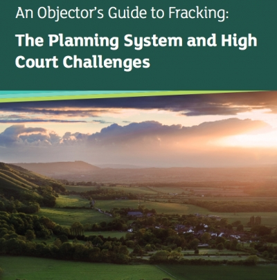 Enviro lawyers publish guide for fracking objectors as Lancashire Council say no