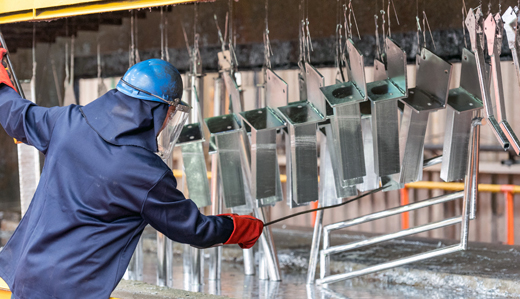 galvanizers lead-free Wedge Group Galvanizing generic pic