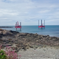 Seabed investigations begin for Anglesey's proposed nuclear power station