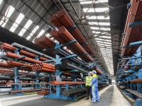 Tata Steel to bring sustainability to Corby steel tube making