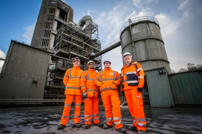 Elderly ducts prompt Hanson's £25m invest tackling cement work emissions